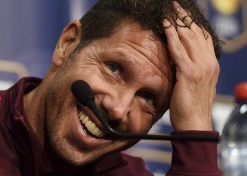 """Simeone: """"La final de la Champions fue como una muerte y necesitó un duelo"""""""