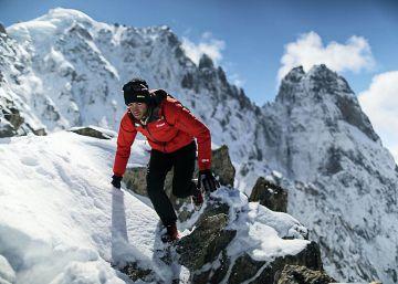 El Everest, el último reto de Kilian Jornet
