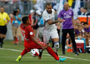 Zidane encuentra recambios en el Castilla