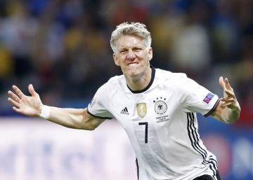 Schweinsteiger abandona la selección alemana