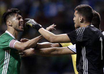 Atracan a la selección argentina sub-23 en un hotel de México