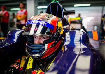 Red Bull rompe a Kvyat