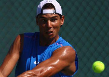 """Rafa Nadal: """"A ver qué puedo hacer"""""""