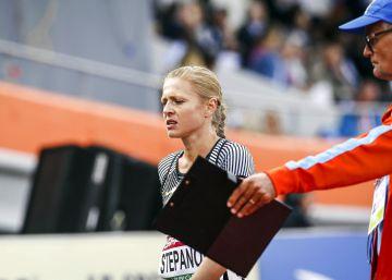 Más de 100.000 personas piden que Stepanova compita