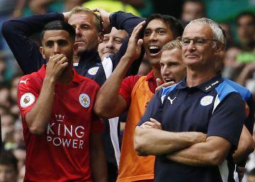 La nueva vida del Leicester