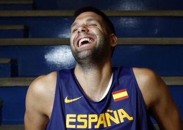 """Felipe Reyes: """"Los que vienen detrás ya conocen el camino"""""""