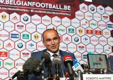 Roberto Martínez asume el encargo de llevar a Bélgica al siguiente nivel