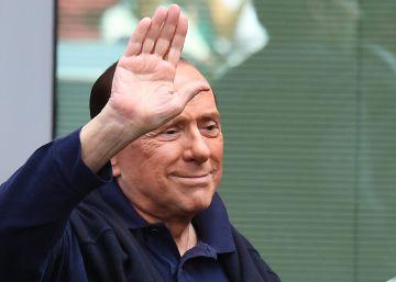 Berlusconi vende el Milan a un grupo inversor chino por 740 millones