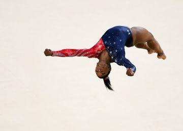 Simone Biles e os Estados Unidos, imbatíveis na ginástica
