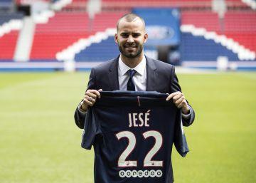 """Jesé: """"Vengo al PSG a crecer"""""""