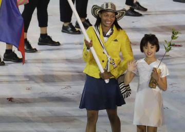 Yuri Alvear, de las peleas en el colegio a la gloria olímpica