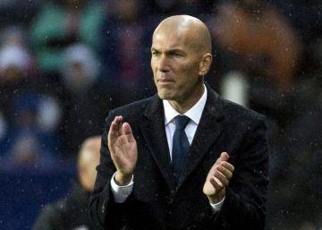 """Zidane: """"Sergio marca la diferencia en las finales"""""""