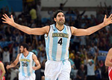 Argentina gana a Croacia (90-82) y apunta a las medallas