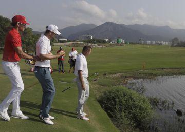 Las raíces del golf se revelan en un campo recién construido en Río