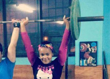 Neisi Dajomes, la 'niña' ecuatoriana que quiere poner el mundo sobre sus hombros