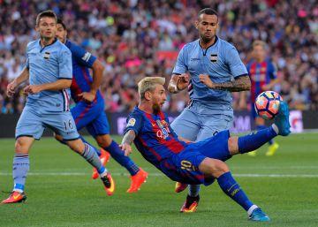 Messi honra al Gamper