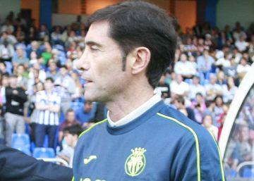 Marcelino, fuera del Villarreal