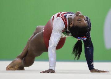 Simone Biles revoluciona a Olimpíada