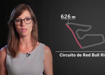 Así es el circuito Red Bull Ring