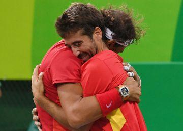 El tenis garantiza una medalla