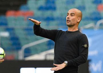 """Guardiola: """"Es hora de poner el alma"""""""