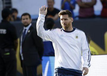 Lionel Messi vuelve a la selección argentina