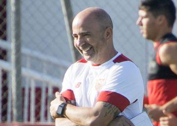 """Sampaoli: """"Messi y Suárez serán nuestro desafío"""""""