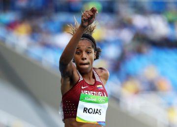 Yulimar Rojas: el salto largo al podio olímpico