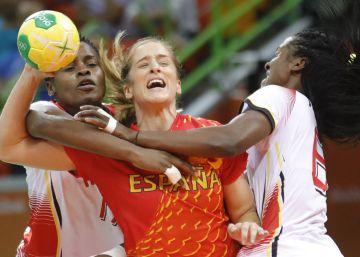 España se supera ante Angola para lograr un sufrido pase a cuartos