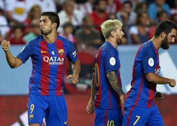 El Barça acaba con la idea