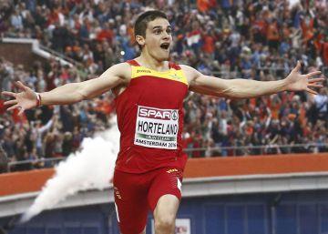 Bruno Hortelano, en pista conocida