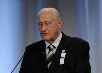 João Havelange, ex-presidente da FIFA, morre aos 100 no Rio