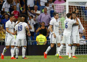 El Madrid sigue sin remendarse