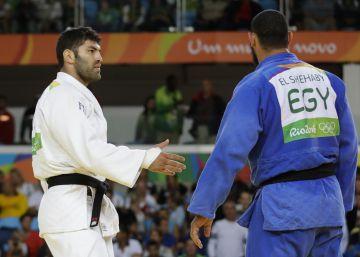Los conflictos internacionales también compiten en Río