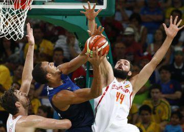 Mirotic despluma a Francia y España vuela a semifinales