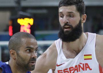 """Parker elogia el juego de España: """"Tapamos a Pau y se nos escapó Mirotic"""""""