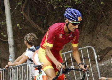 Aun sin Noya, el triatlón español respira fuerte