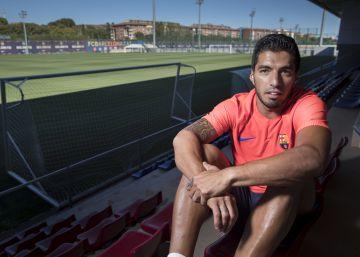 """Suárez: """"Un gol no se perdona nunca"""""""