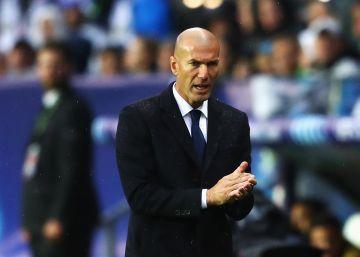 Zidane, desde el kilómetro 0