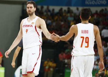 España - Estados Unidos: dónde ver la semifinal de baloncesto de los Juegos Olímpicos