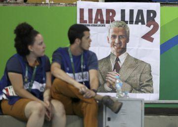 Lochte pide perdón a Brasil