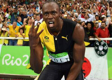 Durante 37 segundos, Río fue Kingston