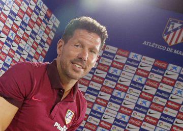 """Simeone: """"Debo estar lo más lúcido posible"""""""