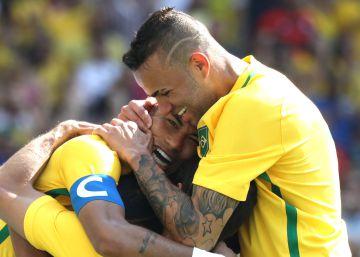 Brasil y Alemania se juegan el oro en la final de fútbol de los Juegos de Río
