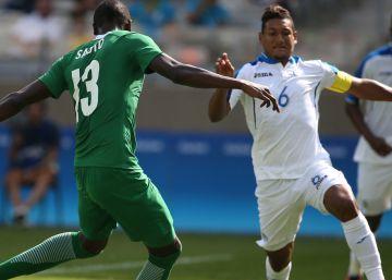 Honduras sucumbe ante Nigeria y deja escapar el bronce