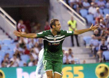 El Leganés debuta con un triunfo en Balaídos
