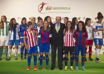 Iberdrola, nuevo patrocinador de la Liga femenina