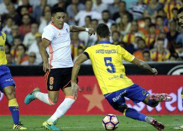 Las áreas condenan al Valencia