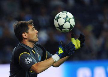 Casillas pone en juego su leyenda