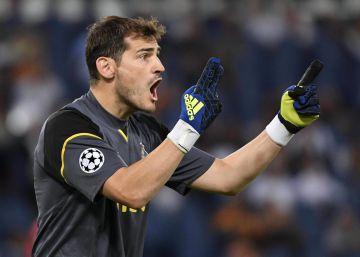 Casillas jugará su 18ª Champions